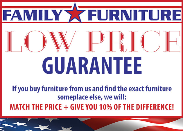 Low Price Guarantee Banner